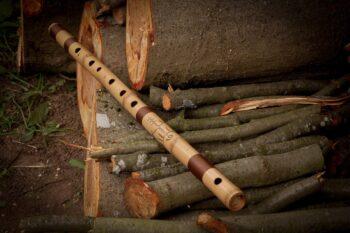 bamboo bansuri