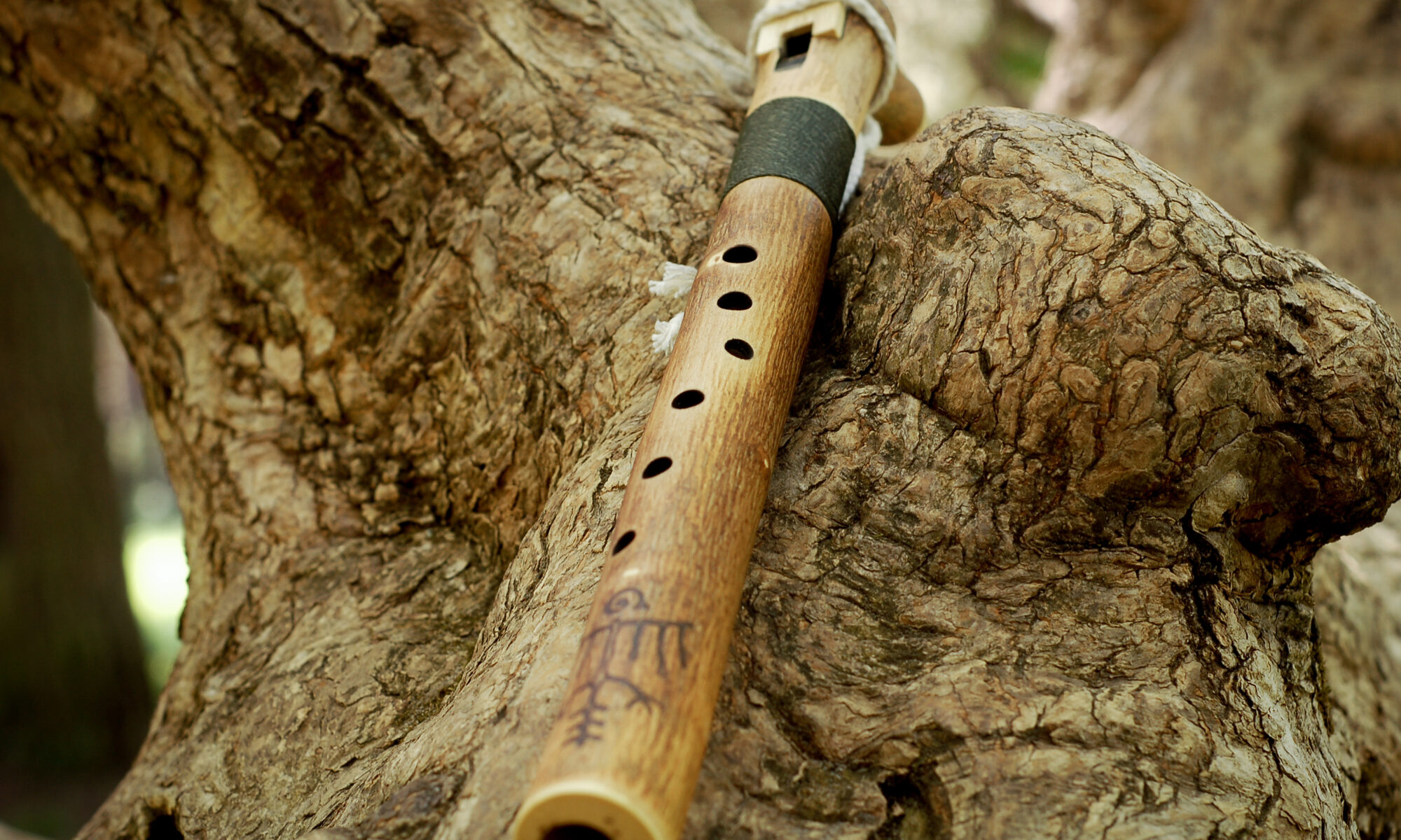 Native American Flute Fork